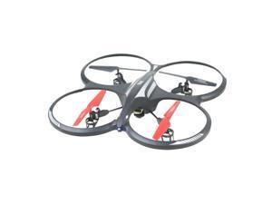 X-DRONE G-SHOCK 2.4GHz 4ch Radio Control UFO with Gyro & Camera