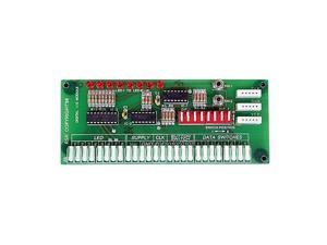 Digital I/O Module for Experimentation and Prototyping