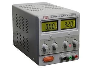 Variable DC Lab Power Supply with LCD Display, 0-30V, 0-5 Amp