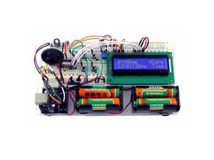 LCD Trainer Kit - Build a Working Alarm Clock (Assembly Required)