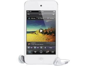 Apple iPod Touch 8GB MD057LL/A White 4th Generation