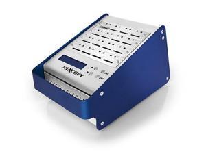 Nexcopy 16 Port Standalone SD Duplicator 1 Master to 15 Target