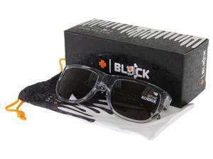 87a73eb67b Spy Optic Ken Block Kubrik Men s Sunglasses Clear Black Drips Frame Grey  Lenses