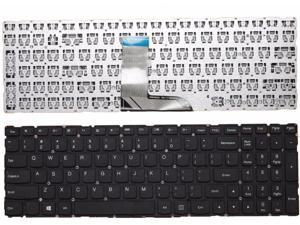 New Laptop US English Black Keyboard Without Frame For Lenovo IdeaPad 700-15 700-15ISK 700-17ISK Series