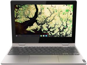 "LENOVO  Chromebook C340-11 11.6"" HD Touchscreen Celeron N4000 1.1GHz Integrated Intel UHD Graphics 600 4GB RAM 32GB SSD"