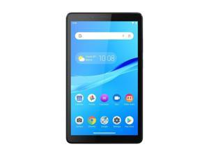"Lenovo TAB M7 TB-7305F MT8321 1.3GHz 8GB eMMC 1GB 7"" (1024x600) TOUCHSCREEN BT Android 9.0 Pie 2 Webcams PLATINUM GREY."