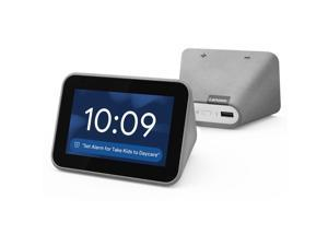 Lenovo Smart Clock with the Google Assistant, Grey