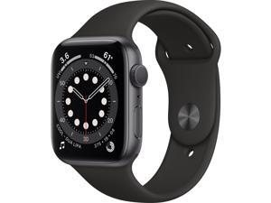 Apple Watch Series 6 (GPS) 44mm Aluminum Case, Space Gray