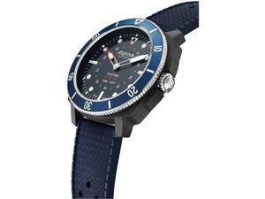 Alpina Men's AL-282LNN4V6 Horological Smart Watch, Blue