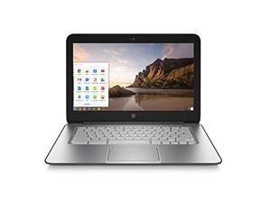 "HP Chromebook J2L41UA#ABA 14"" 4GB 16GB eMMC Celeron® 2955U 1.4GHz ChromeOS, Black"