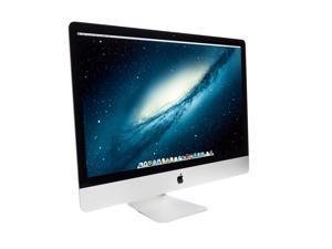 "Apple iMac MC813LL/A 27"" Intel Core i5-2500S X4 2.7GHz 4GB 1TB, Silver"