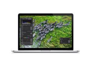 Apple MacBook Pro MGXA2LL/A Intel Core i7-4770 X4 2.2GHz 16GB 256GB SSD, Silver (Scratch and Dent)