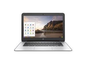 "HP Chromebook J2L41UT#ABA Intel Celeron 2955U X2 1.4GHz 4GB 16GB SSD 14"", Black"