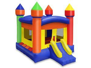 Cloud 9 Commercial Grade 13' x 13' Castle Bounce House with Blower - 100% PVC Inflatable Bouncer