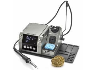 """X-Tronic 4010-PRO-X -""""Professional Edition"""" 75 Watt Soldering Iron Station with PID Technology Features a Calibration Func, 0-30 Minute Sleep Func, C/F Func, Unit Lock Func and 3 Temperature Presets!"""
