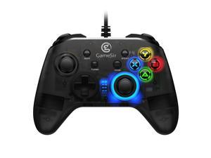 GameSir T4w USB Wired Connection Controller Support Vibration USB Wired Gameming Gamepad for Windows (7/8/9/10) PC