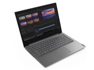 "Lenovo V14-IIL 82C401JHUS 14"" Notebook- Intel Core i5 1 GHz - 8 GB RAM - 256 GB SSD - Windows 10 Pro"