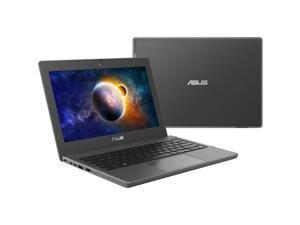 "Asus BR1100C BR1100CKA-XS04 11.6"" Rugged Notebook - HD - 1366 x 768 - Intel Celeron N4500 Dual-core (2 Core) 1.10 GHz - 4 GB RAM - 128 GB Flash Memory - Dark Gray"