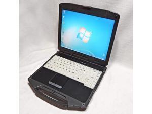 General Dynamics GD8000 Intel Core 2 Duo1.86ghz  128 SSD AND  4 GB RAM WIN 7 64BIT