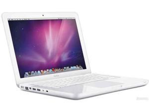 """Apple MacBook """"Core 2 Duo"""" (6,1) A1342, MC207LL/A White Intel Core2Duo 2.26GHz, 4GB RAM, 250GB HDD, 13"""" display, 8X DL SuperDrive, OSX 10.6.8"""