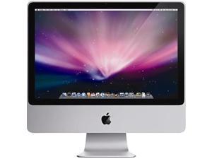 Apple iMac 20-Inch 2.66 GHz Intel Core 2 Duo 4GB Ram 320GB HDD Mac OS X  - MB417LL/A