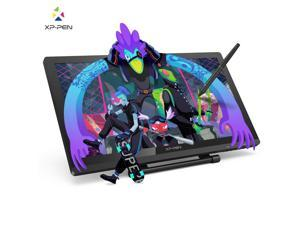 XP-PEN Artist22 Pro Drawing Pen Display 21.5 Inch Graphics Monitor 1920x1080 FHD Digital Drawing Monitor Adjustable Stand PN02S Stylus (8192 Pressure Sensitivity)