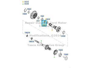 Ford drive train newegg oem input shaft seal 20 x 28 x 7 fandeluxe Choice Image