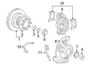 Ford drive train newegg ford oem axle nut washer e7tz1195a fandeluxe Choice Image