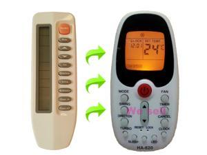 Replacement for Air Conditioner Remote Control Model Y512 of Different on