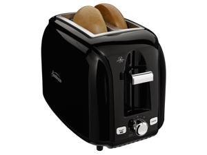 Sunbeam 2-Slice Extra-Wide Slot Toaster, Black TSSBTR2SLB
