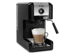 Mr. Coffee Easy Espresso Machine BVMC-ECMPT1000