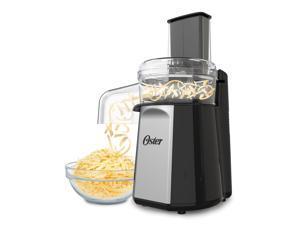 NEW! Oster Oskar ™ 2-in-1 Salad Prep & Food Processor, Black FPSTFP4050