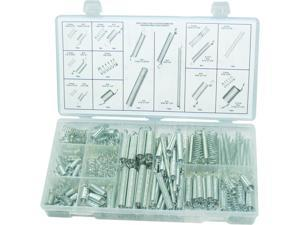 Swordfish - 31070 200PC Extended and Compressed Spring assortment kit