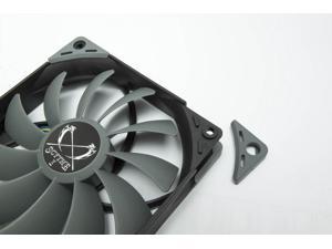 Scythe Kaze Flex Sealed Precision FBD 120mm PWN Fan @300 - 1200 RPM