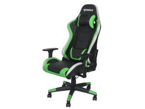 Drakon RGB Lighted Gaming Chair Racing Office Chair High Back Computer Desk Chair PU Leather Chair Executive and Ergonomic Swivel Chair with Headrest and Lumbar Support