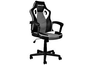 Drakon DK240 PU Leather Ergonomic Swivel Executive Gaming Racing Office Computer Desk Chair with Headrest