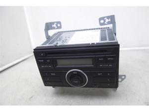 salvaged 09 10 11 12 13 14 nissan 370z cd / radio disc changer (single
