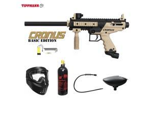 Tippmann Cronus Bronze Paintball Gun Package