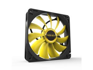 Reeven Coldwing12 High Airflow 120mm 3Pin(800rpm) Case Fan