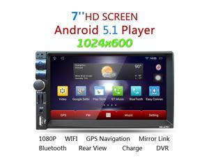 Car Video Player 7 Inch Audio Stereo MP5 Player Bluetooth Audio Car Radio  FM Bluetooth USB Player Support for SD/MMC 7018B - Newegg com