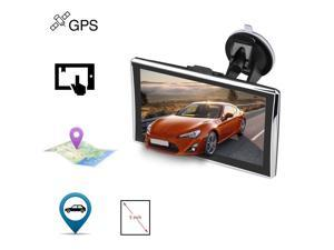 8GB 7inch Truck Car GPS Navigation Navigator Free USA Canada Mexico EU  World Map - Newegg com