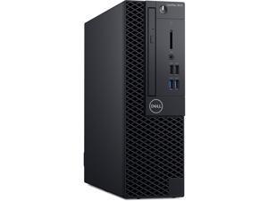 Dell OptiPlex 3070 Desktop, Intel Core i5-9500 Upto 4.4GHz, 16GB RAM, 256GB NVMe SSD + 1TB HDD, DVDRW, Mini HDMI, DisplayPort, VGA, Wi-Fi, Bluetooth, Windows 10 Pro