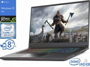 Intel Whitebook Gaming Notebook, 15.6