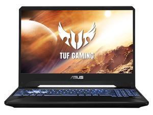 "ASUS TUF FX505DU Gaming Notebook, 15.6"" IPS FHD Display, AMD Ryzen 7 3750H Upto 4.0GHz, 8GB RAM, 256GB NVMe SSD, NVIDIA GeForce GTX 1660 Ti, HDMI, Wi-Fi, Bluetooth, Windows 10 Home (FX505DU-WB72)"