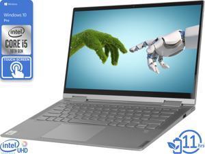 "Lenovo Yoga C740 2-in-1, 14"" IPS FHD Touch Display, Intel Core i5-10210U Upto 4.2GHz, 8GB RAM, 256GB NVMe SSD, DisplayPort via USB-C, Wi-Fi, Bluetooth, Windows 10 Pro"