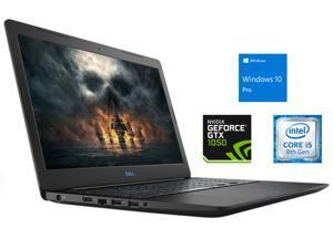 "Dell G3 15 3579 Notebook, 15.6"" FHD Display, Intel Core i5-8300H Upto 4.0GHz, 8GB RAM, 128GB SSD, NVIDIA GeForce GTX 1050, HDMI, Card Reader, Wi-Fi, Bluetooth, Windows 10 Pro"
