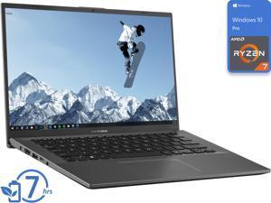 "ASUS VivoBook F412DA Notebook, 14"" IPS FHD Display, AMD Ryzen 7 3700U Upto 4.0GHz, 20GB RAM, 1TB NVMe SSD, Vega 10, HDMI, Card Reader, Wi-Fi, Bluetooth, Windows 10 Pro"
