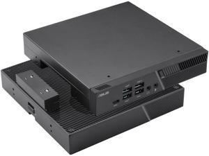ASUS PB60G Mini PC, Intel Core i5-8400T Upto 3.3GHz, 8GB RAM, 512GB NVMe SSD, NVIDIA Quadro P620, Mini DisplayPort, HDMI, DisplayPort, Wi-Fi, Bluetooth, Windows 10 Pro