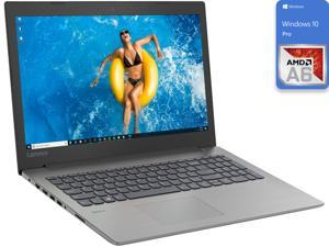 "Lenovo Ideapad 330 Notebook, 15.6"" HD Display, AMD A6-9225 Upto 3.0GHz, 8GB RAM, 512GB SSD, UK Keyboard, DVDRW, HDMI, Card Reader, Wi-Fi, Bluetooth, Windows 10 Pro"