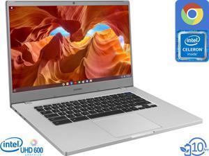 """Samsung 4+ Chromebook, 15.6"""" FHD Display, Intel Celeron N4000 Upto 2.6GHz, 4GB RAM, ..."""